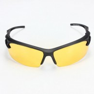 Yellow Anti Glare Dazzling Night Vision Sunglasses