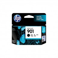 HP 901 Black Original Ink Cartridge CC653AA