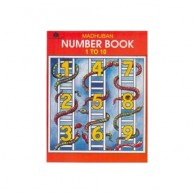 Madhuban Number Book 1 To 10 B320113