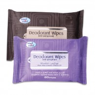 Deodorant Wipes 20pcs