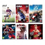 2015 Sports Game Bundle