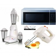 Kitchen Appliance Trio On Discount