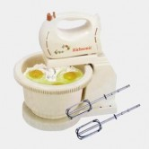 Richsonic Hand Mixer With Self Rotating Bowl (RH-502B)