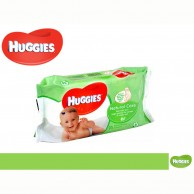 Huggies Baby Wipes New Natural Care 56 Wipes