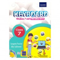 Keyboard Class-7 Windows 7 & Ms Office 2013 B031827