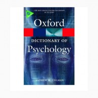 Oxford Dictionary Of Psychology-3E B030979