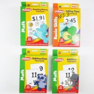 Grade 1 Subtraction Flash Cards 11513G1