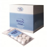 Magic Tissue Compressed Dry Tissue 8pcs