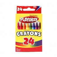 Playskool Crayons 24 Count