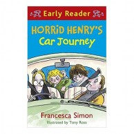 Early Reader Horrid Henry's Car Journey D860426