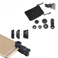 3 in 1 Wide Angle Micro Lens Camera Kit C01