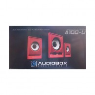 Audiobox PC Speakers A100U