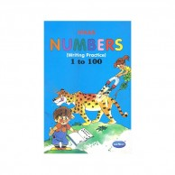 Vikas NumbersPractice Workbook1-100 B470010