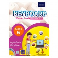 Keyboard Class-6 Windows 7 & Ms Office 2013 B031826