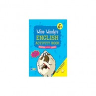 Wise Wooly's English Activity Bookk Age 6 plus D180021