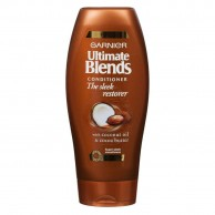 Garnier Ultimate Blends Sleek Restorer Conditioner 250ml