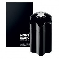 Mont Blanc Emblem Men's Eau De Toilette 100ml