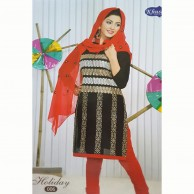 Holiday Cotton Embroidered Shalwar Material 006