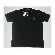 Men's Black Golf T Shirt
