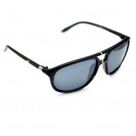 Black Fashion Sunglasses With Pouch