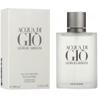 Acqua Di Gio by Giorgio Armani Eau De Toilette Spray 100ML