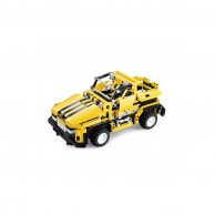 Mighty Torrent Fire Truck toy puzzel