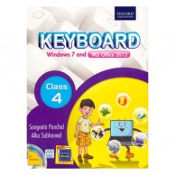 Keyboard Class-4 Windows 7 & Ms Office 2013 B031824