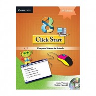 Click Start-8-2E with CD Computer Science For School B011318