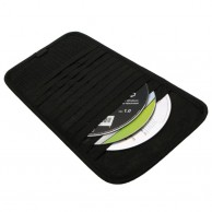 Car Sun Visor for 12 CD Holder