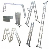 Aluminum Multi Purpose Ladder 20