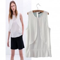 Sleeveless Ladies Top 1059