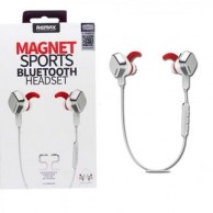 REMAX S2 – MAGNET SPORTS BLUETOOTH HEADSET (White)