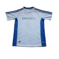 Predator Blue And White T shirt
