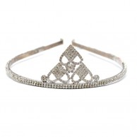 Silver Stone Girls Crown
