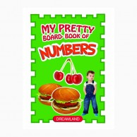 My Pretty Board Book Of Numbers B430257