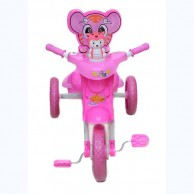 Kids Street Fighter Pink Tricycle 13000182