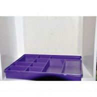 Organizer Purple