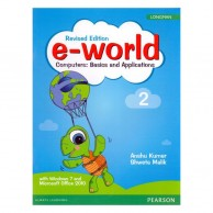 E-World-2 Revised Edition Computers Basics And Applications B060613