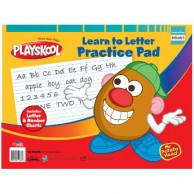 ABC Learn To Letter Pad 11305G
