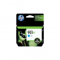 HP 951XL Cyan High Yield Original Ink Cartridge CN046AN