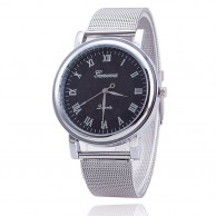 Women's Silver Watch W 0411