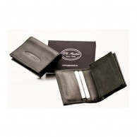 BASF Leather Card Holder