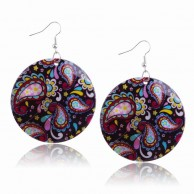 Women's Design Shell Earrings