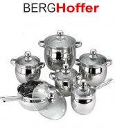 BERGHoffer 12pcs Cookware Set