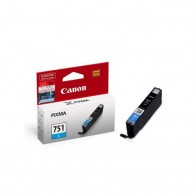 Canon 751 Cyan Ink Cartridge C-751 20000523