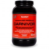 Carnivor beef protein supplement
