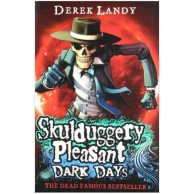Skulduggery Pleasant Dark Days D530494