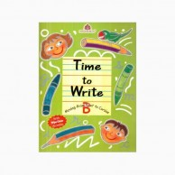Time To Write-B Revised Edition B320954