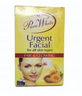 Pure White Urgent Facial
