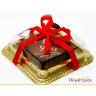 Ritsburry cashew heart shape chocolate CHO002